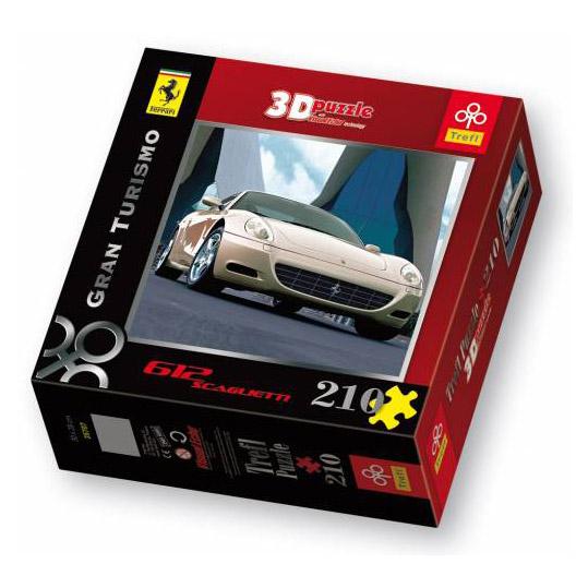 3D-пазл Ferrari