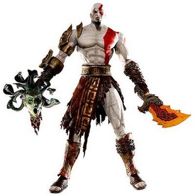 Фигурка «Кратоса» God of War