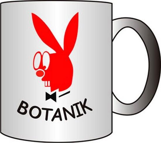 Прикольная кружка BOTANIK