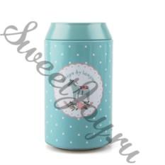 Жестяная копилка Pony Mint-blue