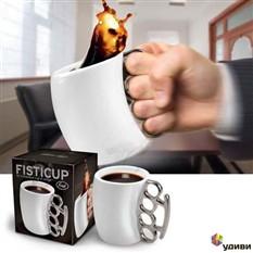 Кружка Кастет Fisti cup