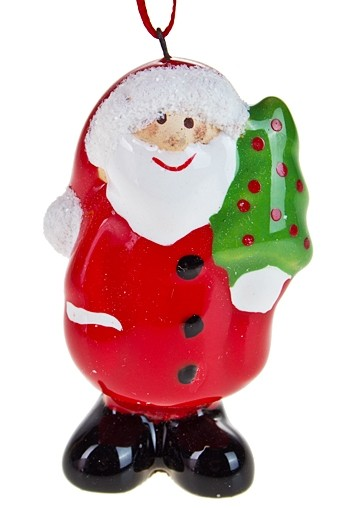 Новогодний сувенир Добрый Дед Мороз