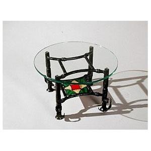 Кованый столик  низкий