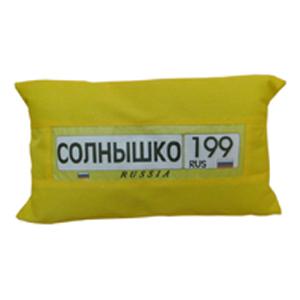 Подушки для автомобиля - KS - Подушка «Солнышко»