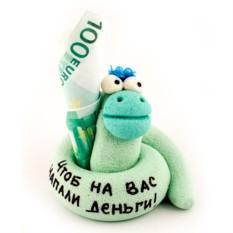 Фигурка Чтобы на вас напали деньги