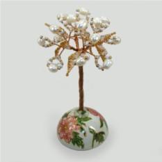 Дерево из жемчуга Нежный подарок