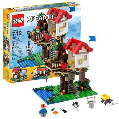 Конструктор Lego Creator Домик на дереве