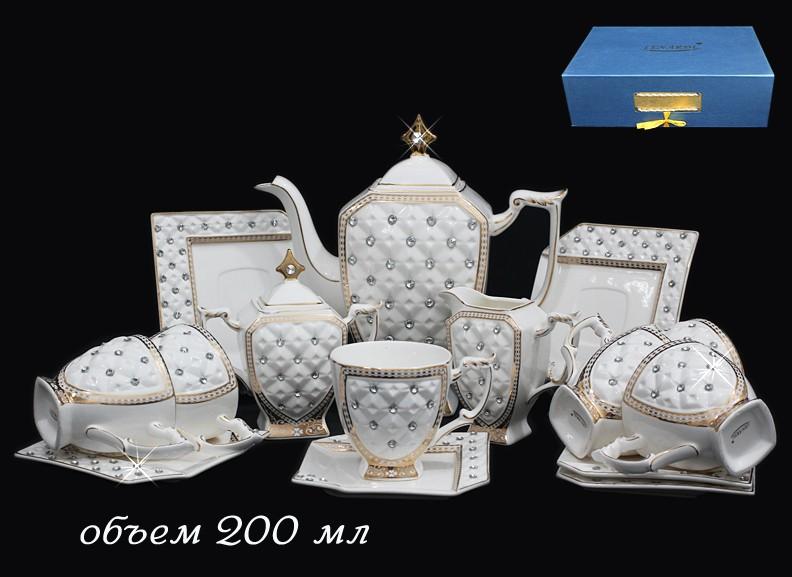 Чайный сервиз Императорский из 15 предметов