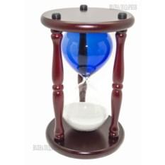 Песочные часы на 30 минут Цветное стекло (высота: 25 см)