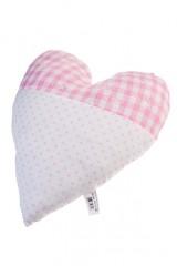 Декоративная подушка Мягкое сердце