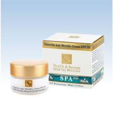 Интенсивный крем от морщин с SPF-20 Health&Beauty (50 мл)