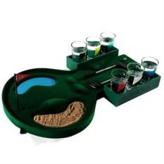 Настольная игра со стопками Пьяный гольф