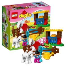 Конструктор Lego Duplo Лошадки