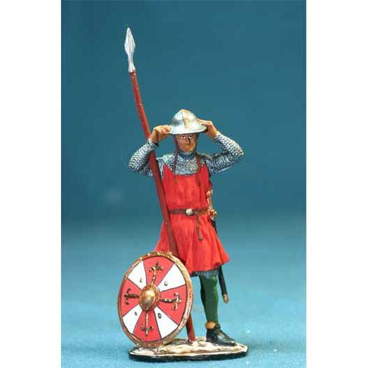 Европейский пехотинец, 14 век