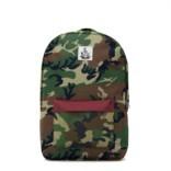 Рюкзак Плот III ранга, нато/ бордовый