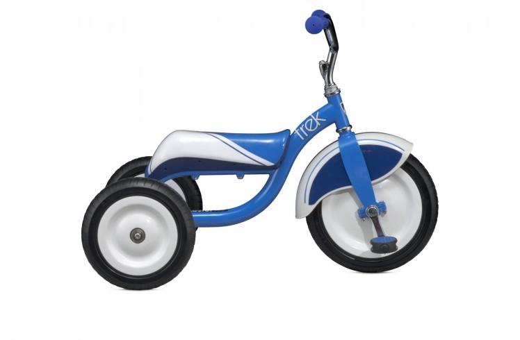 Детский велосипед-беговел Trek Trikester (2015) Blue