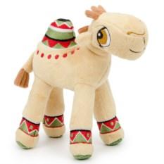 Мягкая игрушка Верблюжонок Khalleji Camel compan (13 см)