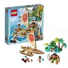 Конструктор Lego Duplo Путешествие Моаны через океан