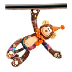 Набор для изготовления игрушки Обезьянка Анфиса