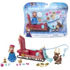 Игровой набор кукол Disney Princess Холодное сердце