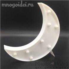 Светодиодный декоративный ночник Луна