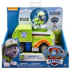Игровой набор Машинка спасателя и щенок  (Paw Patrol)