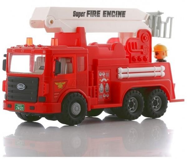 Игрушка Машина пожарная Mах