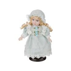 Фарфоровая кукла Мэри с мягконабивным туловищем