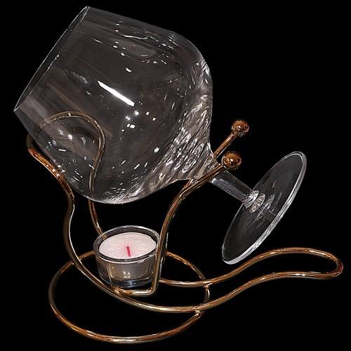 Бокал для коньяка с подогревом Magic 2 от Chinelli