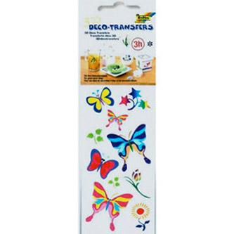 Наклейка для керамики «Бабочки»