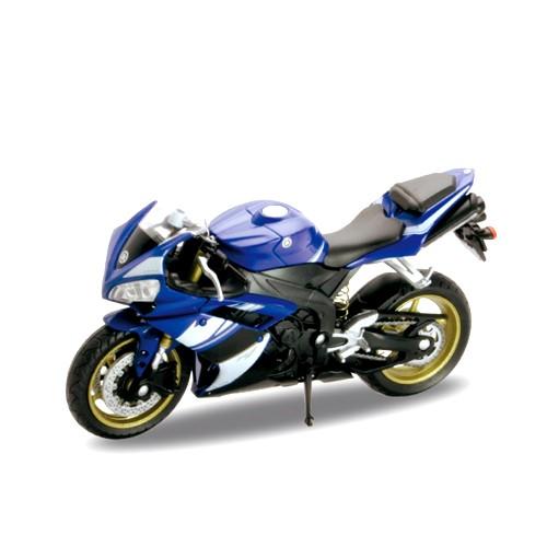 Модель мотоцикла Yamaha YZF-R1 от Welly