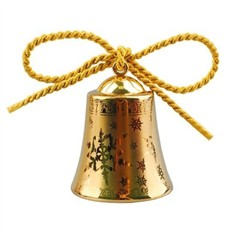 Рождественский колокольчик Gold Versace