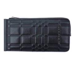 Мужской кошелёк Burberry (цвет: черный)