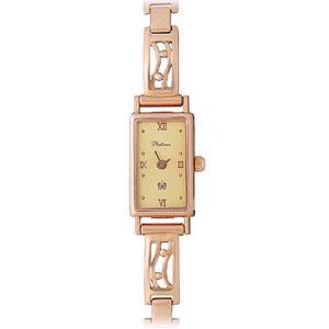 Женские золотые кварцевые часы «Валерия»