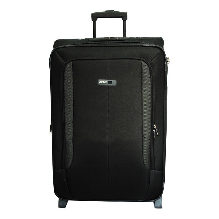 Расширяемый чемодан-тележка Carlton Airtec Quartz