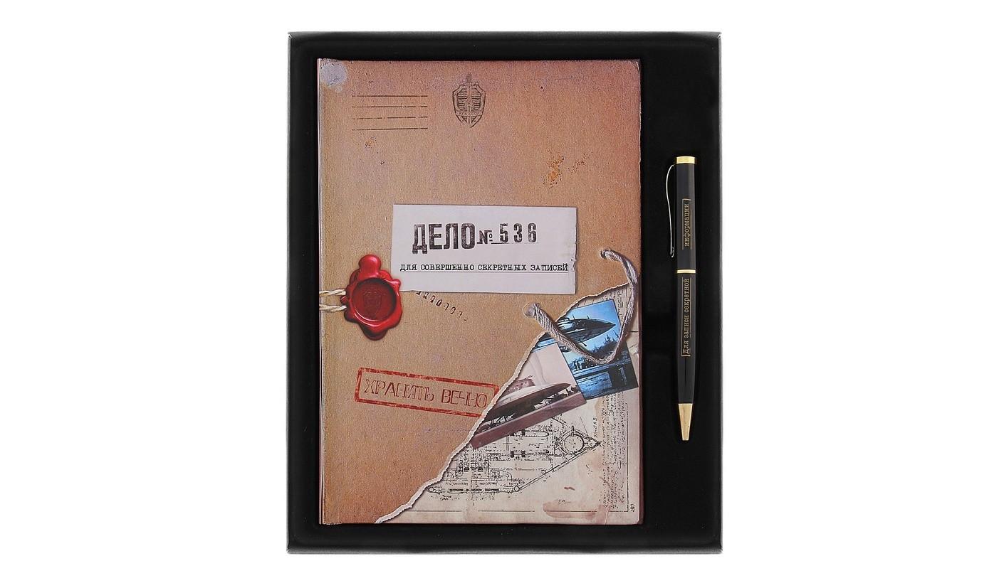 Подарочный набор Дело № 536