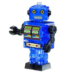 3D головоломка «Робот cиний»