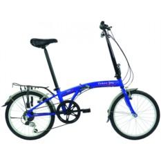 Велосипед DAHON S.U.V. Blue suede (2016)
