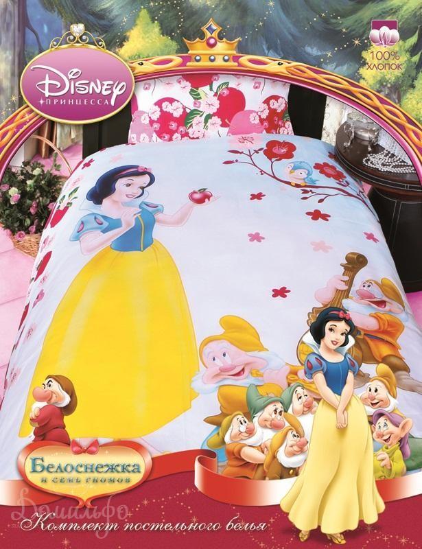 Детское постельное белье Snow White Disney