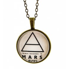 Кулон Thirty seconds to Mars