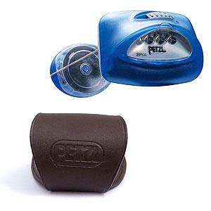 Компактный налобный фонарь с чехольчиком