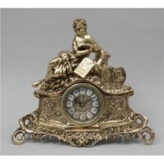 Часы-статуэтка Дама с книгой