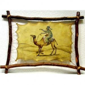 Картина Верхом на верблюде