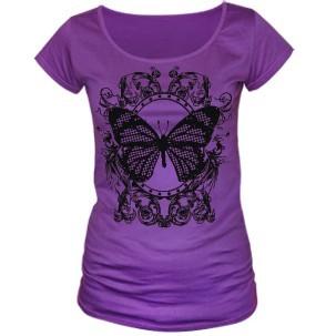 Футболка женская Black Butterfly