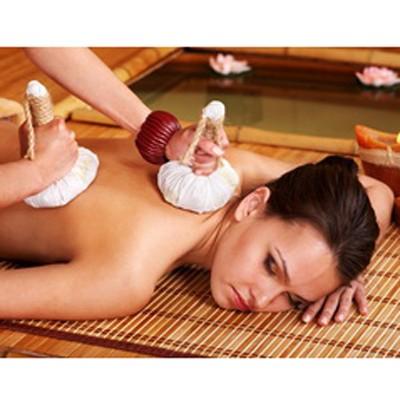 Сертификат Тайский ойл-массаж с травяными мешочками