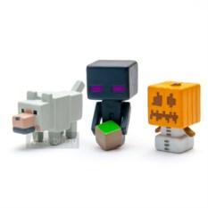 Набор пластиковых фигурок Mattel: Эндермен, Волк, Тыква