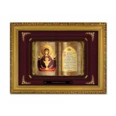 Православное панно Неупиваемая Чаша