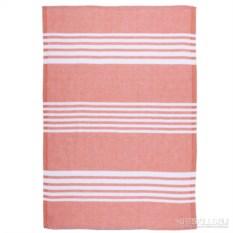 Набор из 2 кухонных красных полотенец Gourment 50х76 см