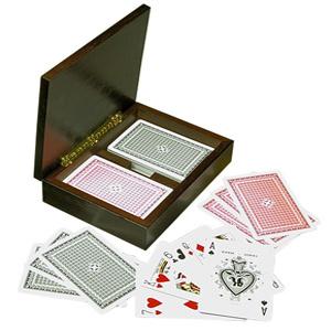 Набор карт в шкатулке