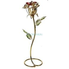 Декоративная фигурка Swarovski Цветок